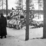 Panzer III in Finnland