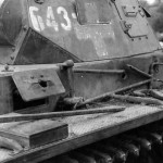 Panzer III number 643 September 1939