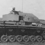 Panzer III tank with Schurzen 4
