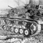 Panzer III tank 5
