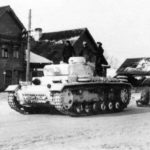 Panzer III winter eastern front 2