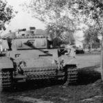 Panzerbeobachtungswagen III frontal view