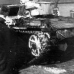 White washed Panzer III of 2 Panzer Regiment – Eastern Front