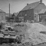 destroyed Panzer III 12 France 1940