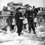 Panzer III with Stadtgas anlage