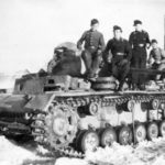 Panzer III with Stadtgas anlage 2