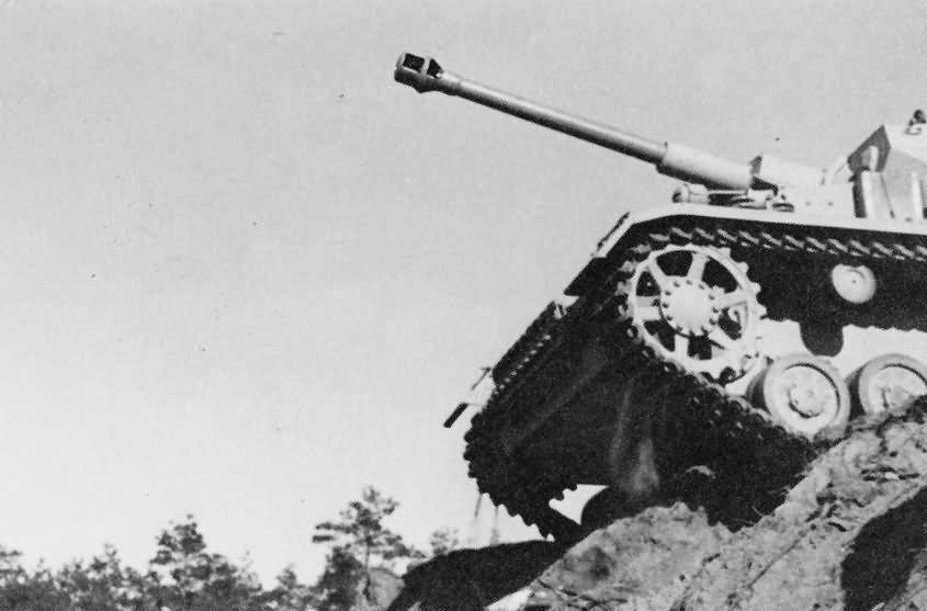 Panzerkampfwagen IV ausf G tank ww 2