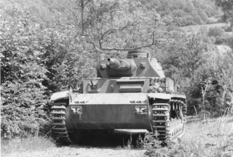 Panzer IV Ausf D France 1940 | World War Photos