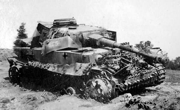 Image result for gERMAN panzer 4 tank normandy