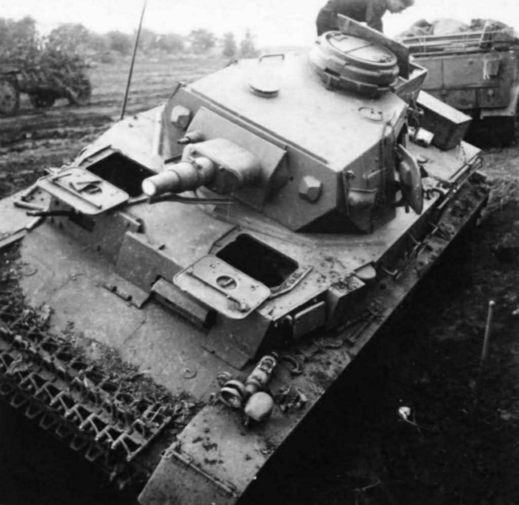 Panzer IV Ausf E 31