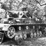 Panzer IV Destroyed 22