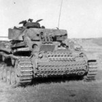 Destroyed Totenkopf Division Panzer III Ostfront