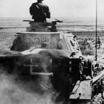 German Panzer III of 5th Light Division DAK Libya 1941