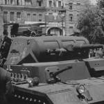 German medium tank Panzer III Ausf G – 1940