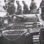 German Panzer III tank – 8