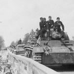 Panzer III of the 10th Panzer Division – France 1940