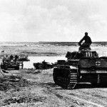 Panzer III 125 and 131 of the 24 panzer division