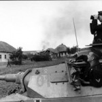 Panzer III of the 14 Panzer Division Eastern Front