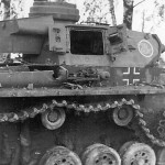Panzer III 614 of the 2nd Panzer Division Russia 1941