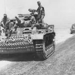 Panzer III Ausf J of the Afrikakorps DAK