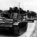 Panzer III Ausf L of the 7th Panzer Division Toulouse France 1942