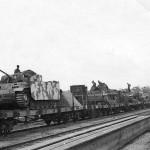 Panzer III Lang with armor skirts