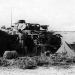 Panzer III of the Afrikakorps