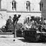 Panzerkampfwagen III in Italy
