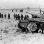 Waffen SS Grenadiers and Panzer III code 301