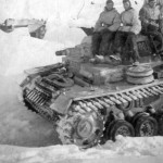 Panzer III Ausf N winter