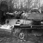 Panzer III Ausf N with schurzen