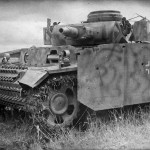 Panzer III Ausf N with schurzen 2