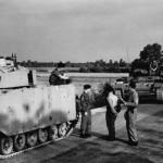Panzer III ausf N zimmerit