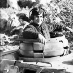 Panzer III Ausf. N tank turret number 122 Italy 1943