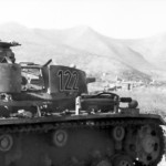 Panzer III Ausf N tank turret number 122 Italy 1943 2