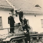 BefehlsPanzer III Ausf H and crew