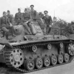 PanzerBefehlswagen III Ausf.E with Rahmenantenne