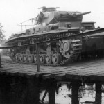 Panzerbefehlswagen III Ausf D1 Russia of the 9 Panzer Division