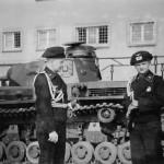 PanzerBefehlswagen III Ausf. D1 and crew