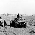 Panzerbefehls III August 1941 Eastern Front