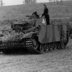 Panzerbefehlswagen III Ausf H code A