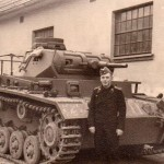Befehlspanzer III Ausf E 2