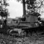 German tank destroyer Panzerjager I
