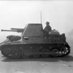 Panzerjager 1 of the Afrika Korps