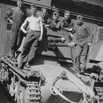 Panzerjager I and its crew