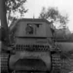 Panzerjager I front