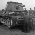 Panzerjager I front 2
