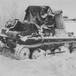 Panzerjager I winter