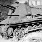 tank destroyer 4,7 cm PaK(t) (Sf) auf Panzerkampfwagen I Panzerjager I
