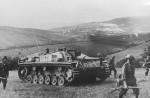 Assault gun StuG 40 ausf F